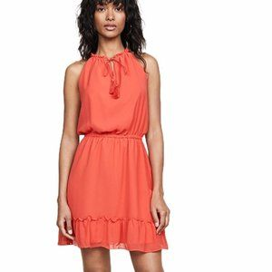 Cupcakes & Cashmere high neck tank dress NWT